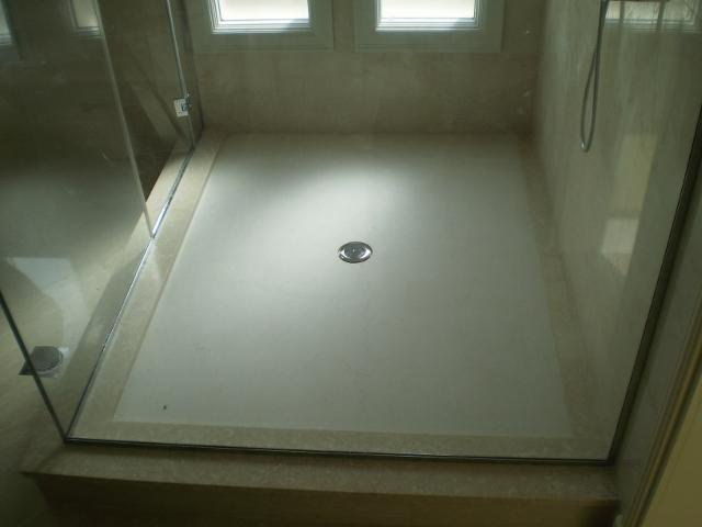 Immagine piatto doccia